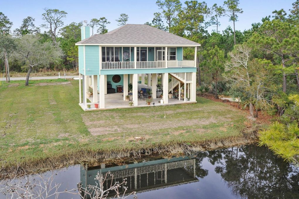 Waterfront Homes For Sale On The Jordan River In Mississippi