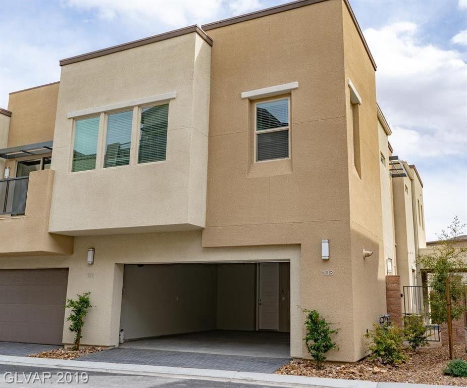 Essence Las Vegas >> 11261 Essence Point Ave Unit 103 Las Vegas Nv 89135