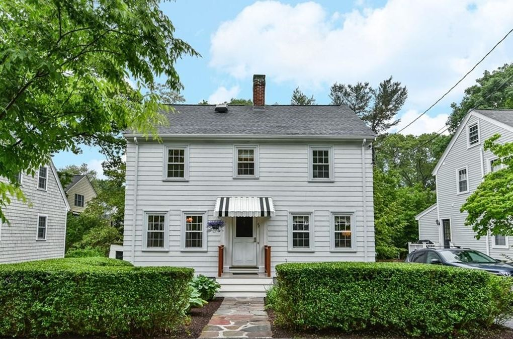 Homes For Sale In Norfolk County Ma
