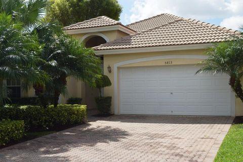 5813 Fountains Dr S, Lake Worth, FL 33467