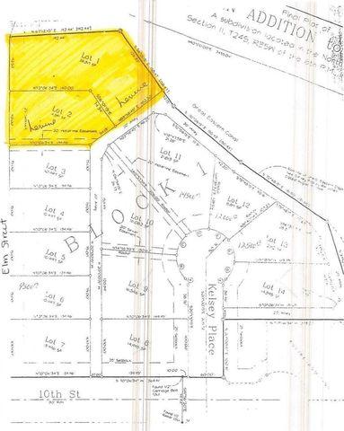 Photo of 1000 N Elm St, Deerfield, KS 67838