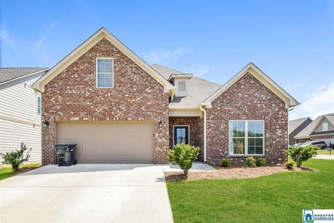Photo of 252 Union Station Dr, Calera, AL 35040