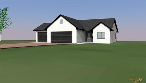 Rapid City Sd New Home Builders