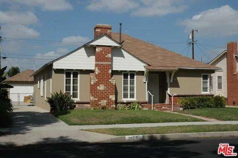 3875 S Victoria Ave, Los Angeles, CA 90008