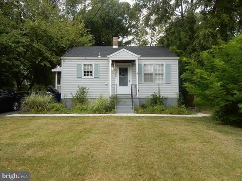 Photo of 8400 49th Ave, College Park, MD 20740
