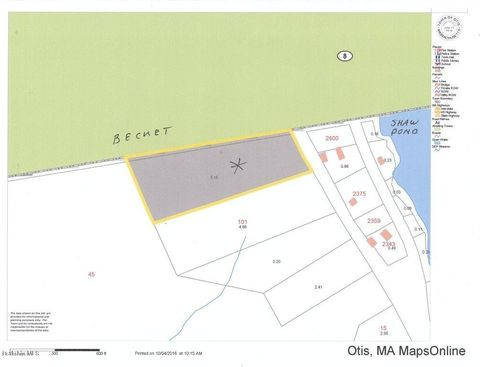Old State Rd, Otis, MA 01253