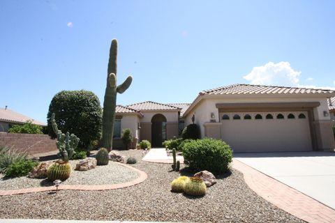 Photo of 9524 N Twinkling Shadows Way, Tucson, AZ 85743