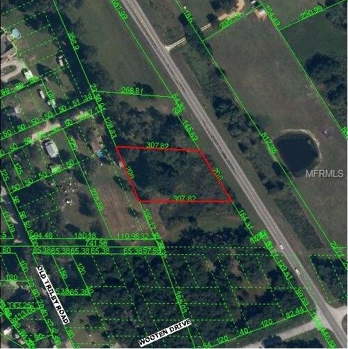 Us Hwy  Dade City Fl Pasco County Property