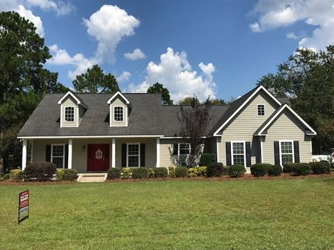 Vidalia GA Homes With Special Features