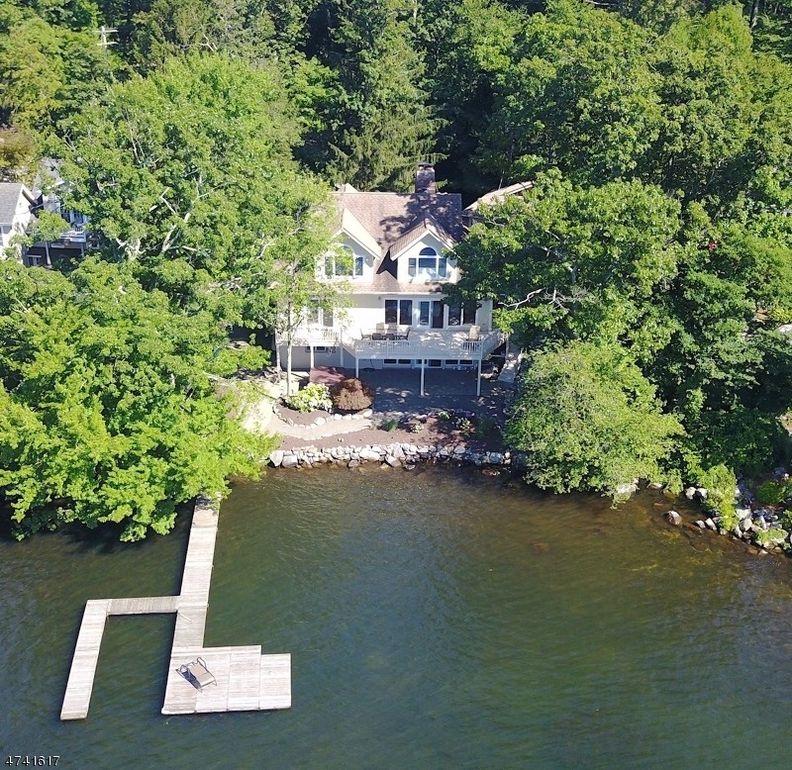 Peaceful Places In Nj: 24 Lake End Rd, Newfoundland, NJ 07435