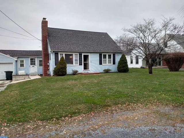 3491 Horseshoe Pike Honey Brook Pa 19344 Home For Sale