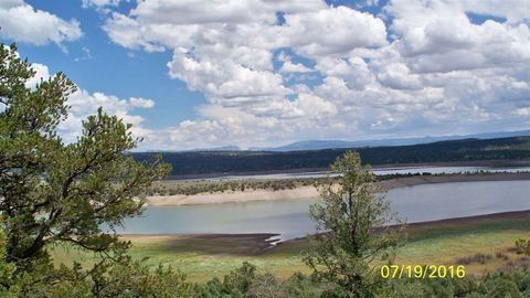 County 322 Rd Lots 19 & 20, El Vado, NM 87520