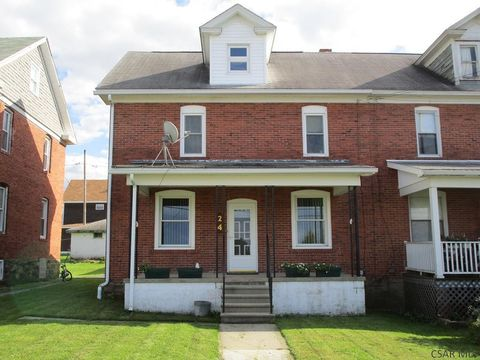 Photo of 24 Reese Ave, Colver, PA 15927