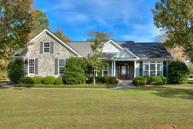 Aiken Property Real Estare On Silver Bluff Rd