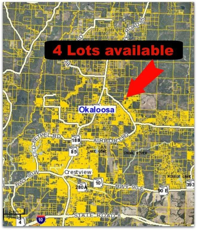 Clearview Florida Map.Posum Ridge Rd Lot G Crestview Fl 32539 Land For Sale And Real