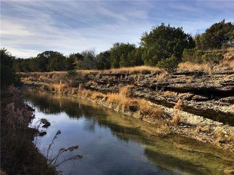 1360 County Road 4215, Cranfills Gap, TX 76637