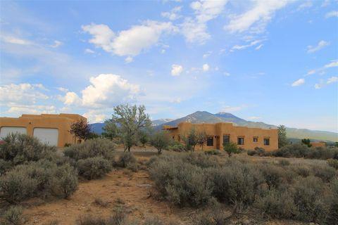 Photo of 1321 Mesa Vista Rd, El Prado, NM 87529