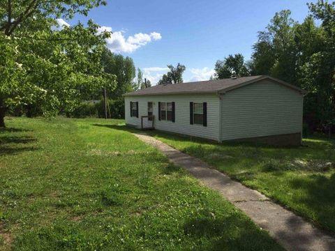 151 Bass Hill Rd, Nortonville, KY 42442