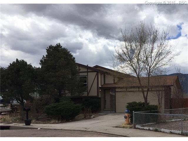 4204 Dawnlite Dr, Colorado Springs, CO 80916 Main Gallery Photo#1