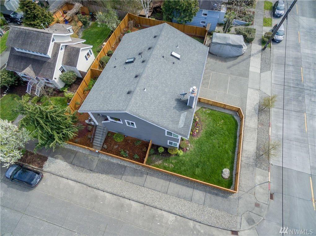 4721 Sw Juneau St, Seattle, WA 98136