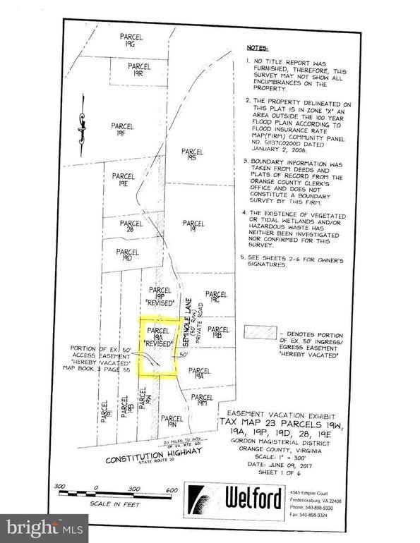 Seminole Ln, Locust Grove, VA 22508