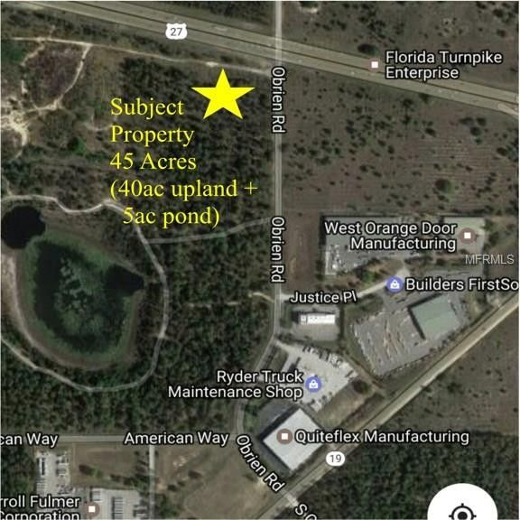 Groveland Florida Map.20229 O Brien Rd Groveland Fl 34736 Realtor Com
