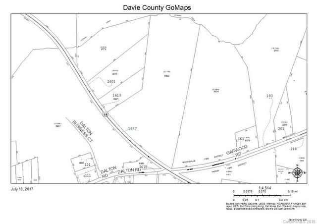 1647 E Highway 64 Mocksville Nc 27028 Land For Sale And Real
