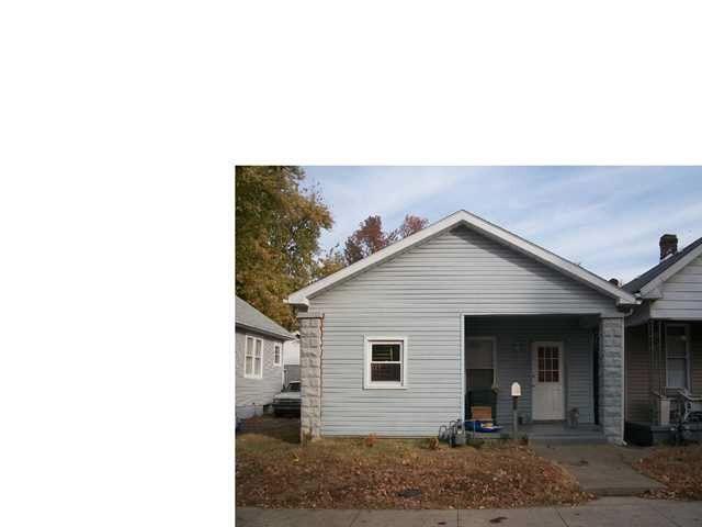 1502 E Illinois St Evansville, IN 47711