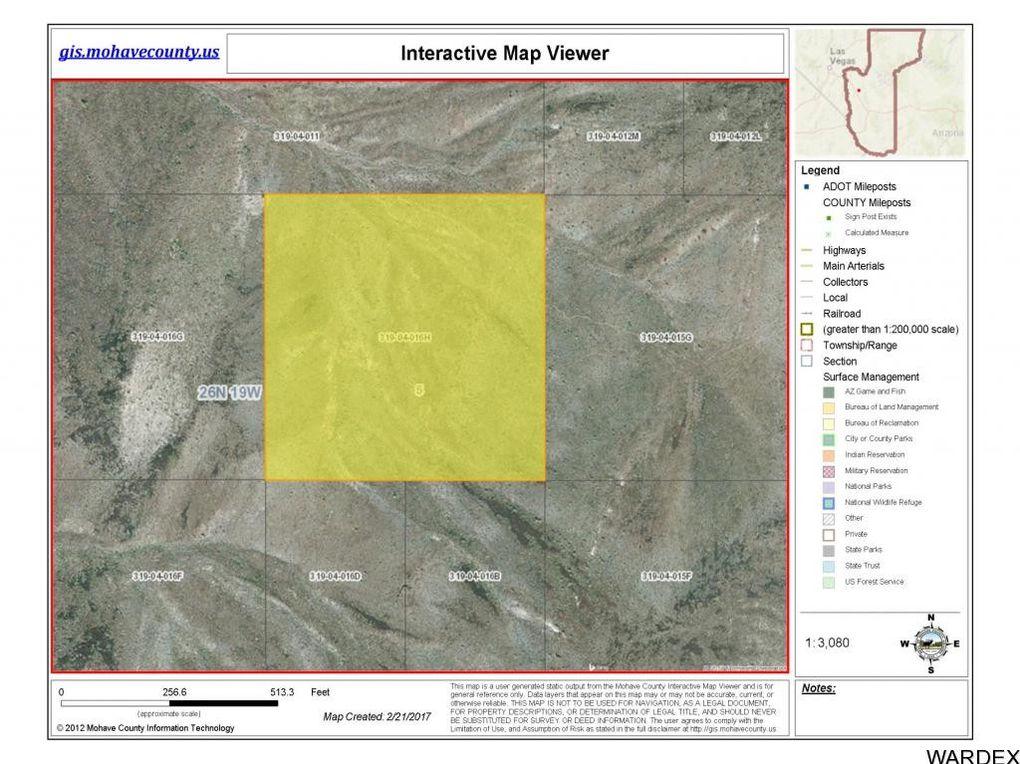 Dolan Springs Arizona Map.Kemo Rnch Lot 31 Dolan Springs Az 86441 Realtor Com