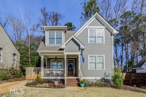 1522 Mc Pherson Ave Se, Atlanta, GA 30316