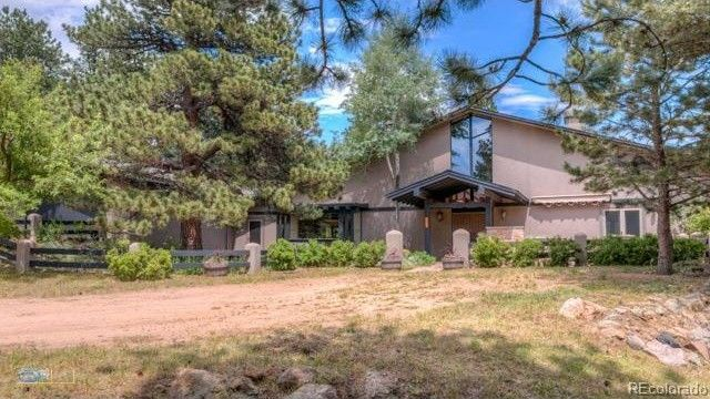 1164 Peakview Cir Boulder Co 80302 Home For Sale And