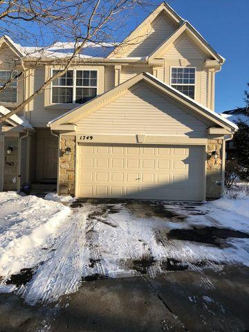 1749 Maplewood Ct, Grayslake, IL 60030