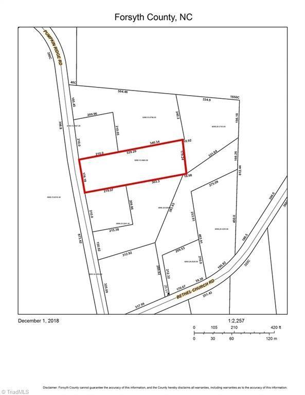 Pumpkin Ridge Rd Lot 015 M Kernersville Nc 27284