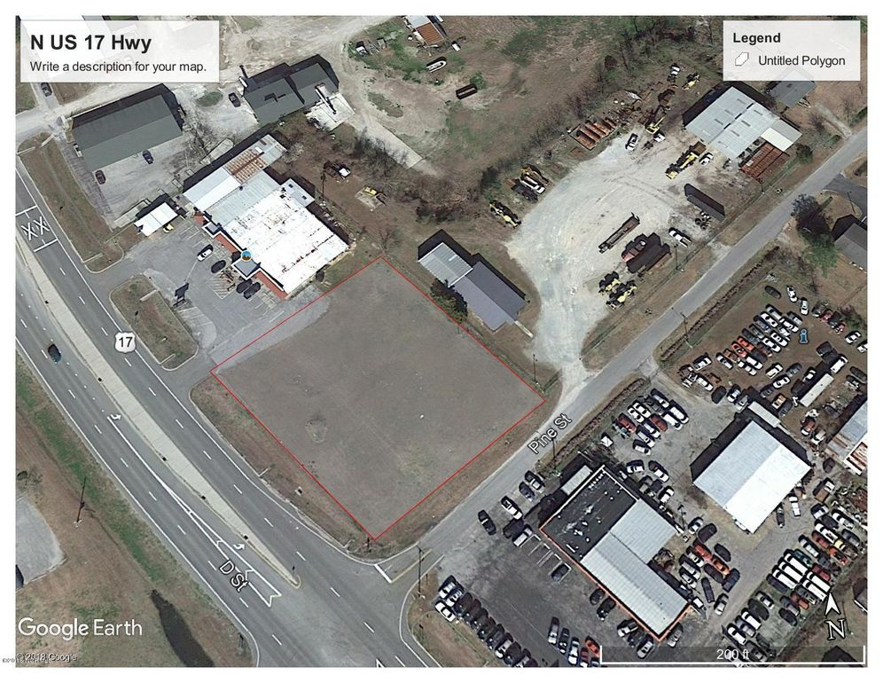 N Us 17 Hwy New Bern NC Land For Sale and Real Estate