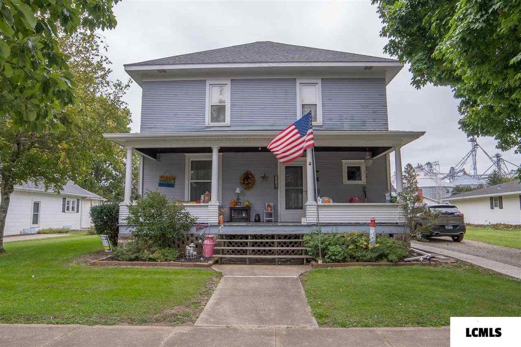 319 S Main St Mason City, IL 62664