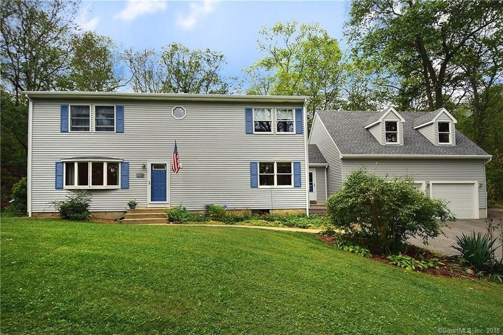 76 Stone House Rd, Hebron, CT 06231
