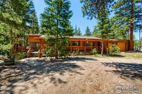 36917 Poudre Canyon Rd, Bellvue, CO 80512