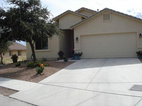 1595 W Cottonwood Canyon Dr, Benson, AZ 85602
