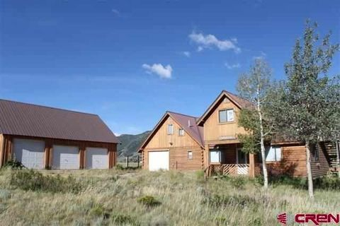 950 middle creek rd creede co 81130 home for sale