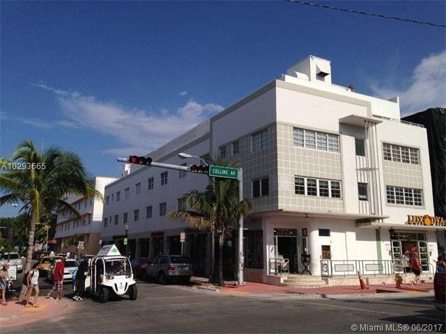 865 Collins Ave Apt 309 Miami Beach Fl 33139
