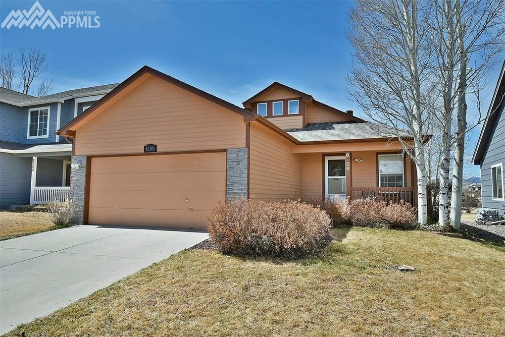 6108 Corinth Dr, Colorado Springs, CO 80923