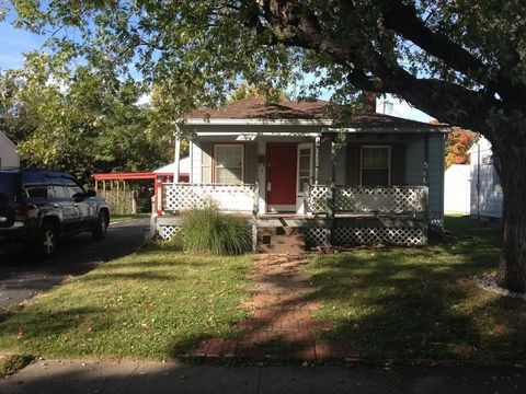 1722 N Irvington Ave, Indianapolis, IN 46218