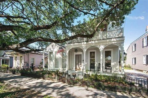Garden District New Orleans La Real Estate Homes For Sale