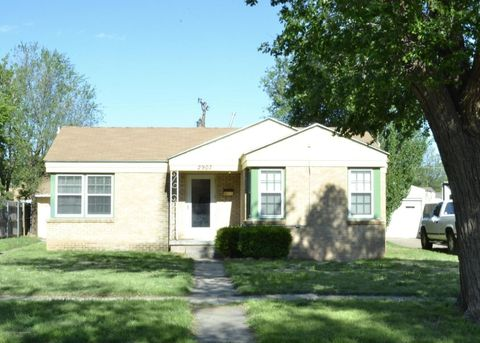 2907 S Monroe St, Amarillo, TX 79109