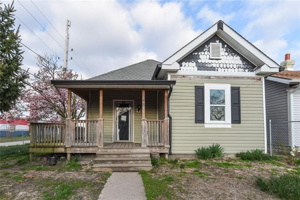 348 S Walcott St Indianapolis, IN 46201