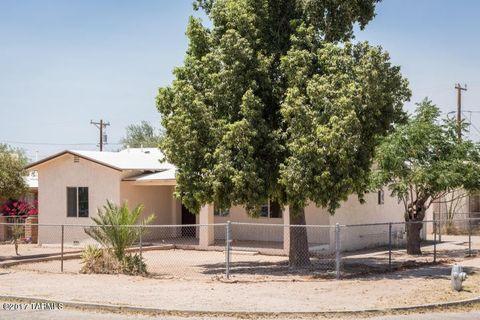 102 W Palmdale St, Tucson, AZ 85714