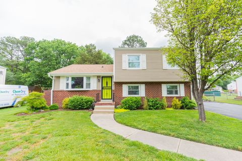 Photo of 2712 Tanager Rd, Henrico, VA 23228