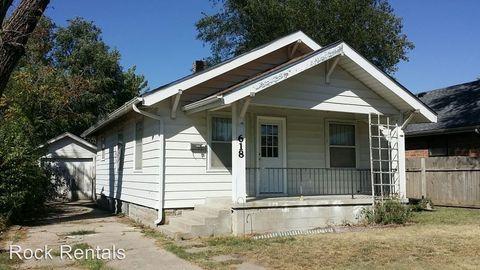 Photo of 618 W 6th Ave, Hutchinson, KS 67501