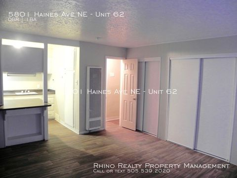 Photo of 5801 Haines Ave Ne Apt 62, Albuquerque, NM 87110