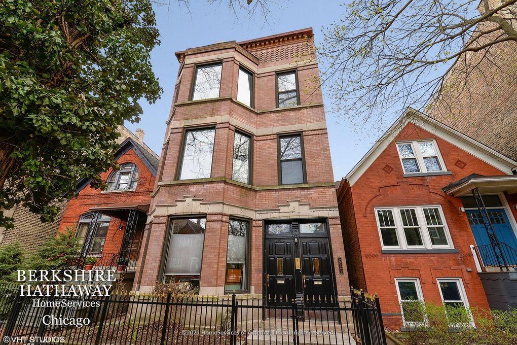2021 W Haddon Ave Unit 2 Chicago, IL 60622
